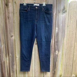 Vintage America High Rise skinny jeans size 16